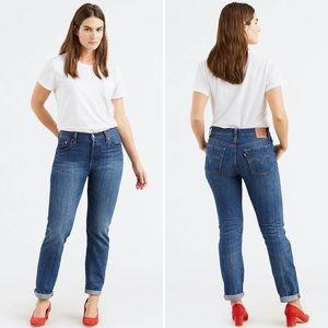 Levi's 501 Original Fit Women's Jeans 125010229